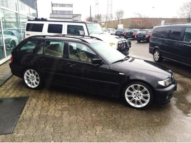 bmw 330d touring m sportpaket vollausstattung 2002 184 hp 01 all about bmw. Black Bedroom Furniture Sets. Home Design Ideas